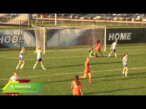 Northrop 1 at Carroll 1 | Girls Soccer Broadcast 9-15-16