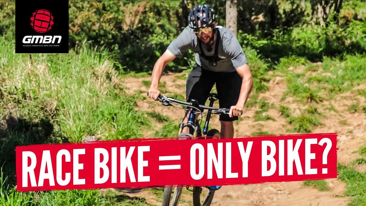 Can A Race Bike Be Your Only Mountain Bike? | Are Race MTBs Practical?
