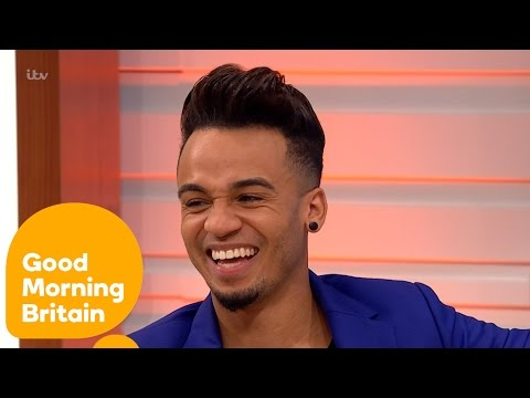 Aston Merrygold On JLS Split | Good Morning Britain