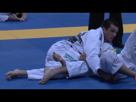 Michael Langhi VS Gabriel Rodrigues / World Championship 2010