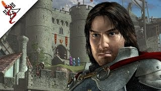 Stronghold 2 - Chapter 10 | Siege of the Abbey | Military Campaign [1080p/HD]