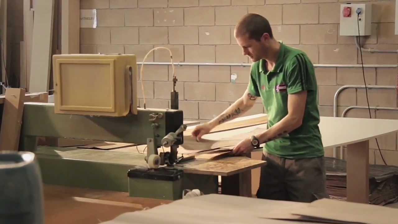 El proceso de producci n primera parte el tratamiento de - Muebles de la fabrica ...