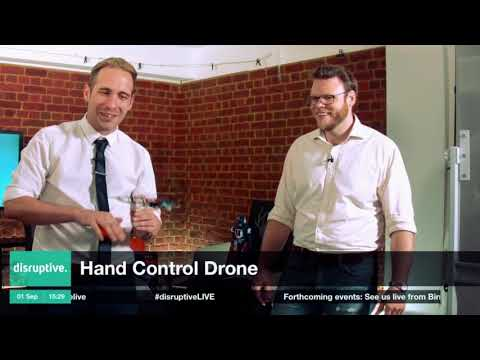 Gadgets! We try the Red5 Motion Control Drone.