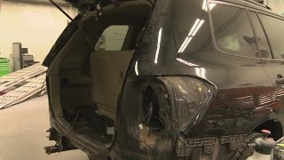 Body shop sees drugs, paraphernalia left behind in nearly every stolen vehicle they get