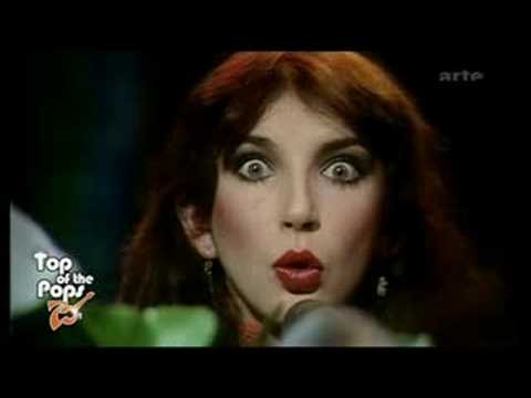 Kate Bush Wuthering Heights #109*T*O*T*Ps*70s*