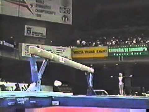 1996 World Gymnastics Championships - Event Finals wmv