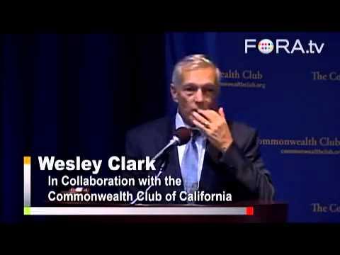 Wesley Clarke on Paul Wolfowitz
