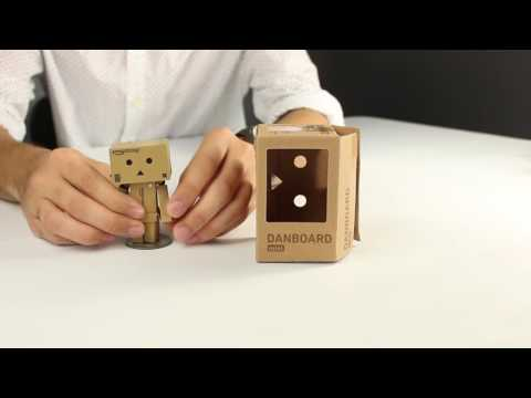 DANBO!! - Danboard Amazon Figure Collectible Unboxing!!