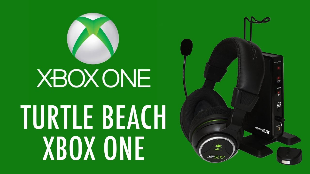 Turtle Beach Xp Chat Xbox One S