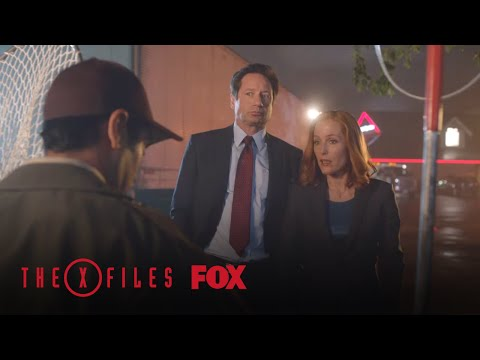 Scully And Mulder Discover Another Monster Victim | Season 10 Ep. 3 | THE X-FILES