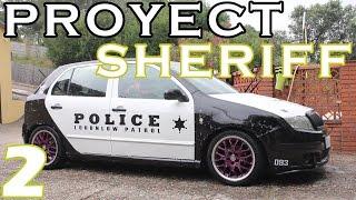 PROYECT SHERIFF 2 | MI COCHE DE POLICÍA | loudNlow (Vinylrace & Unomatrícula)
