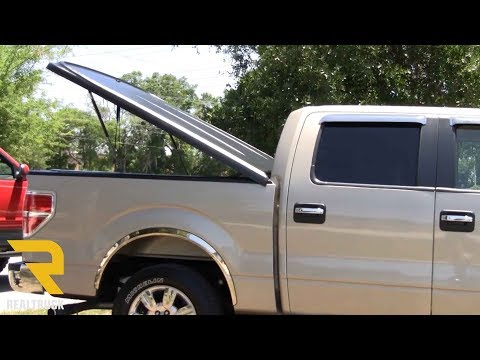 How to Install UnderCover SE Tonneau Cover