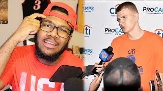 Kristaps Porzingis Trade Will Happen! Phil Jackson Wants Him Gone!! Are The New York Knicks Doomed?