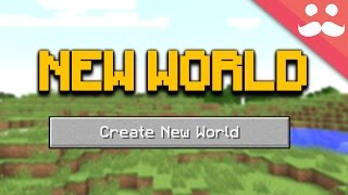 Best Builds for a NEW MINECRAFT WORLD!