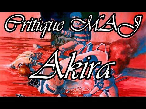 Critique Manga 03 : Akira