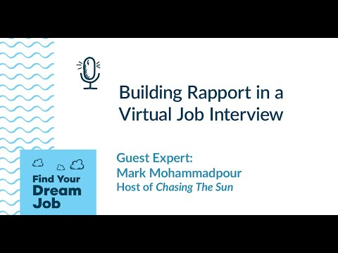 building-rapport-in-a-virtual-job-interview,-with-mark-mohammadpour