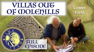 Villas out of Molehills (Withington, Gloucestershire) | FULL EPISODE | Time Team