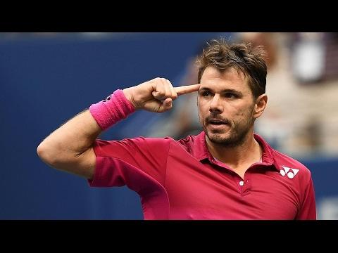 Stan Wawrinka Vs Novak Djokovic - US Open 2016 Final [Highlights HD]