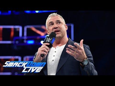 Shane McMahon drops a Survivor Series bombshell: SmackDown LIVE, Oct. 31, 2017 thumbnail