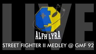 Alph Lyla Live - Street Fighter II Medley @ GMF 1992