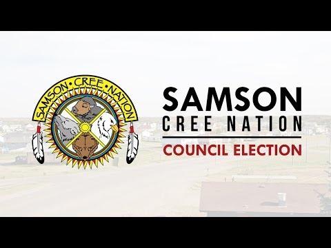 Samson Cree Nation Council Election