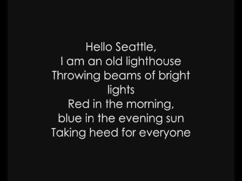 Hello Seattle (Owl City) lyrics
