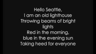 Hello Seattle (Owl City) lyrics