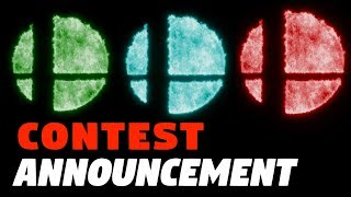 Smash Bros Switch Contest ANNOUNCEMENT!