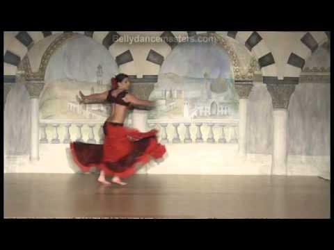 Silvia Salamanca Flamenco Fusion - 2014 Bellydance Masters