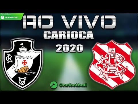 Cabofriense x Fluminense Ao Vivo | Carioca 2020 | 1ª Rodada | Narração