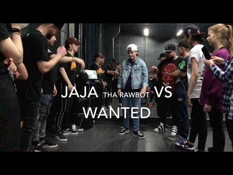 JAJA VS WANTED   Call Out Battle