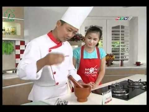 MON NGON MOI NGAY - BANH MI CHIEN TOM