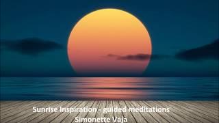 Sunrise Inspiration with Simonette Vaja