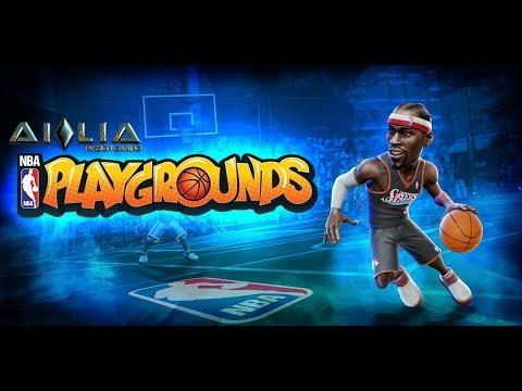 NBA Playgrounds : découverte