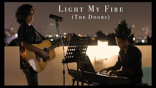 Light My Fire  (The Doors) Live Cover by Buddhi de Mal & Mahesh Balasooriya