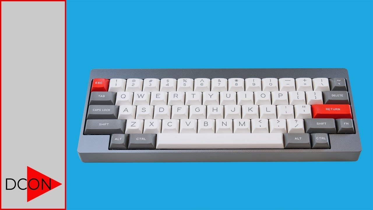 Rama Works M60-A Mechanical Keyboard - Perfection Achieved!