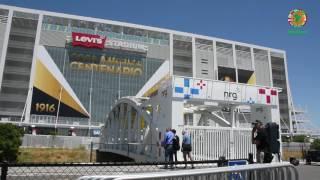 Levi s Stadium, ciudad de Santa Clara, California.