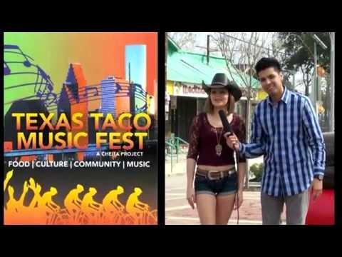 Texas Taco Music Fest 30sec PSA