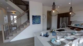 Heartwood Show Home at Minto Mahogany