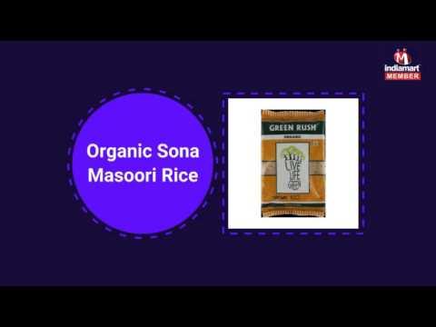 Organic Flour and Rice by Green Rush Organic, Chennai