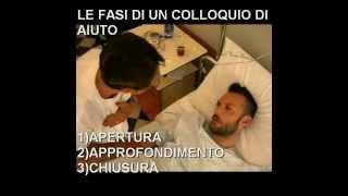 Le fasi del colloquio di aiuto infermiere paziente