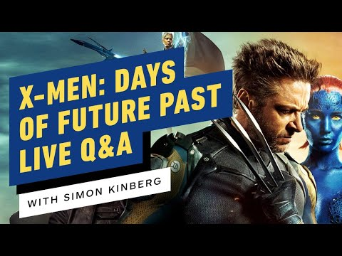 X-Men: Days of Future Past w/ Writer Sam Kinberg Q&A Watch-Along - WFH Theater