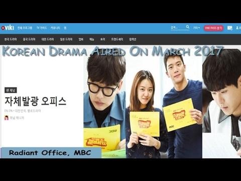 Drama Korea 2017 Radiant Office MBC Indosub Lengkap