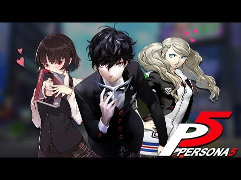 THERE'S SOMETHING I NEED TO TELL YOU GUYS.. | Persona 5 [36]