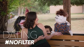 Risky Hand Puppet Play Pays Off! | Dating #NoFilter | E!