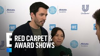 Drew Scott Details His Wedding and Bachelor Party! | E! Red Carpet & Award Shows