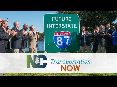 NC Transportation Now - October 28, 2016