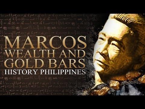 Yamashita Philippines - The Marcos Gold Bars