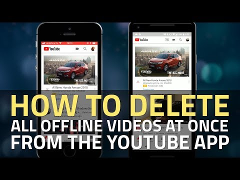 How to Delete All Offline Videos at Once From the YouTube App