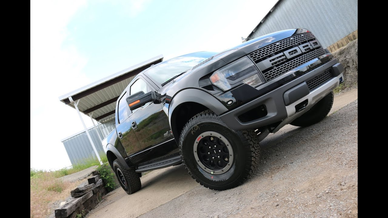 roush raptor special edition 2014 black supercharged youtube